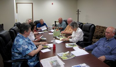 GCC meeting September 2016